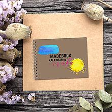 Papiernictvo - Kalendár do vrecka - 8748163_