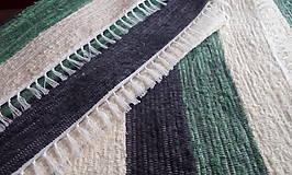 Úžitkový textil - Rovnaké koberčeky - 8746470_