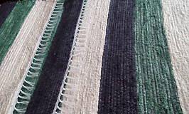 Úžitkový textil - Rovnaké koberčeky - 8746472_