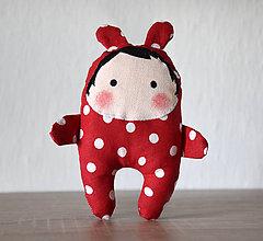 Hračky - Mini Lienočka - 8750076_