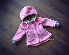 Detské oblečenie - bundička - 8751829_