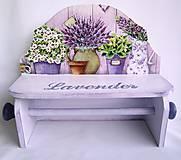 Polička -Lavender