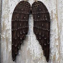 Dekorácie - Anjelské krídla - 8752147_