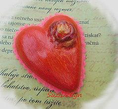 Dekorácie - srdce z lásky / 2 - 8753825_