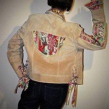 Kabáty - kožená bunda