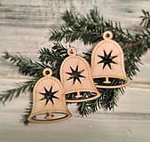 Vianočné ozdoby Zvonček