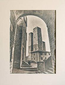Fotografie - San Gimignano IV - 8751999_