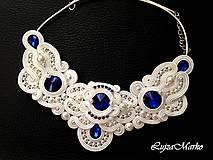Náhrdelníky - Paula náhrdelník - 8753035_