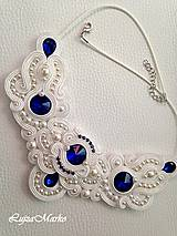 Náhrdelníky - Paula náhrdelník - 8753036_