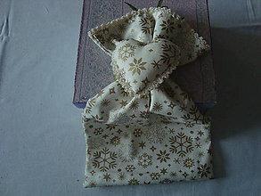 Úžitkový textil - Vrecúško na darček - 8750699_