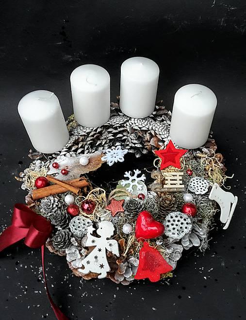 56c5c39a2 Adventný veniec / Freesiaatelier - SAShE.sk - Handmade Dekorácie
