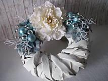 Dekorácie - Vianočný venček - 8759237_