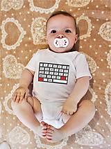 Tričká - Rodinné tričko  CTRL C a CTRL V - 8758834_
