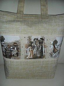 Nákupné tašky - Nákupná taška. - 8759937_