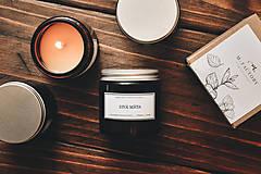 Svietidlá a sviečky - Amber - Divá Mäta - 8756968_