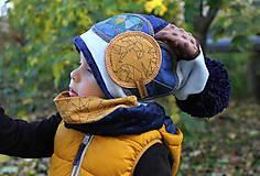 Detské čiapky - Jedinečný setík - 8756491_