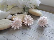 Sady šperkov - V čipkovanom šate - 8760783_