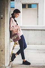 Kabelky - Beauty Tweedy pink - 8755598_