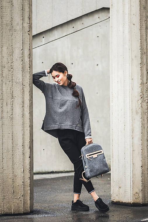 Backpack Wool