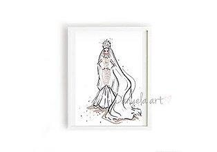Obrazy - VERESOVA framed print - 8758037_