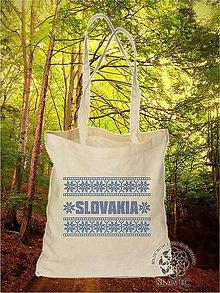 Nákupné tašky - Plátená Ekologická nákupná taška 020 - 8760732_