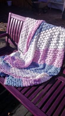 790627a8e Úžitkový textil - Teplučká deka 180 x 150 cm - 8757084_