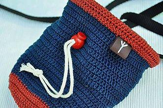 Iné tašky - vrecko na magnezium - 8757309_