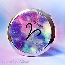 Zrkadielka - zrkadielko Znamenie zverokruhu - podľa vlastného výberu - 8760387_