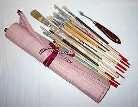 Úžitkový textil - Štetcovník malý - 8758415_