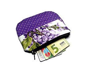 Peňaženky - taštička/peňaženka - 8764845_