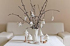 Drobnosti - Vianočné dekorácie - 8763818_