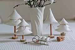 Drobnosti - Vianočné dekorácie - 8763844_
