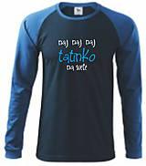 Oblečenie - Naj naj naj tatinko na svete, pánske tričko - 8762653_