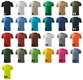 Oblečenie - Na narodeniny - terč - pánske tričko - 8762998_