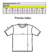 Oblečenie - Na narodeniny - terč - pánske tričko - 8762999_