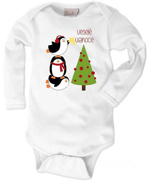 38171179de32 Veselé Vianoce - body   ele-ele - SAShE.sk - Handmade Detské oblečenie