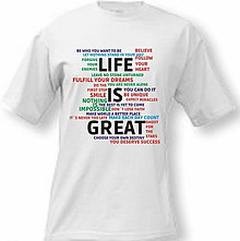 Oblečenie - LIFE IS GREAT - 8760981_