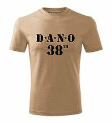 Oblečenie - Na narodeniny I. - pánske tričko - 8762981_