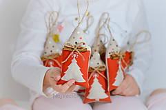 Dekorácie - Vianočné Chalúpky - 8765645_