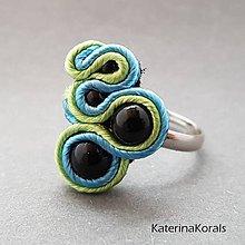 Prstene - PEITHÓ * prsten sujtašový - 8764419_