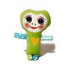 Hračky - Žabka Oľa - 8764915_