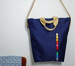 Veľké tašky - TAŠKA - ani obr ani nákup - 8762680_