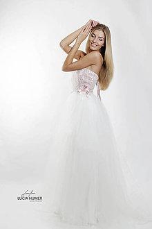 Šaty - Svadobné šaty Rosee - 8769049_