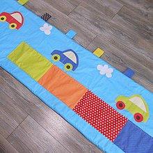 Úžitkový textil - Zástena *Autá* - 8768111_
