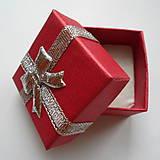 Obalový materiál - Krabička 4x4x3cm-1ks - 8769477_