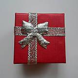Obalový materiál - Krabička 4x4x3cm-1ks - 8769478_