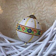 Dekorácie - vianočná guľa *43 - 8768266_