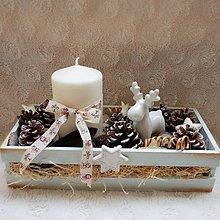 Dekorácie - Vianočná dekorácia - 8770871_