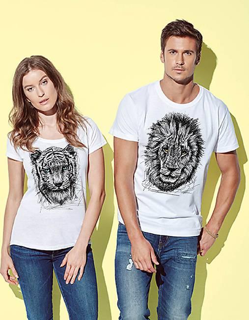 Tričko LEV alebo Tiger