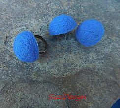 Sady šperkov - retro sada nebíčková - 8766010_